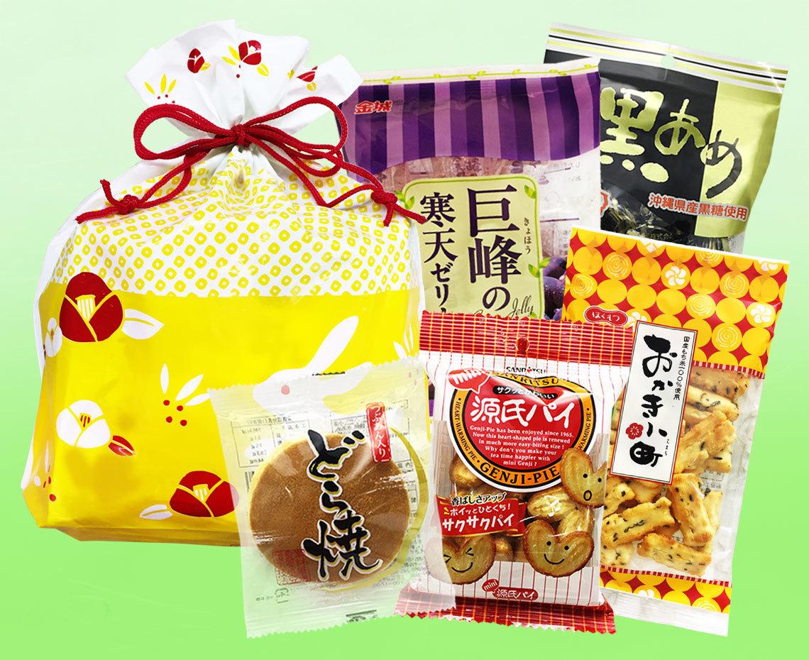 敬老の日お菓子の詰合わせ【に】セット