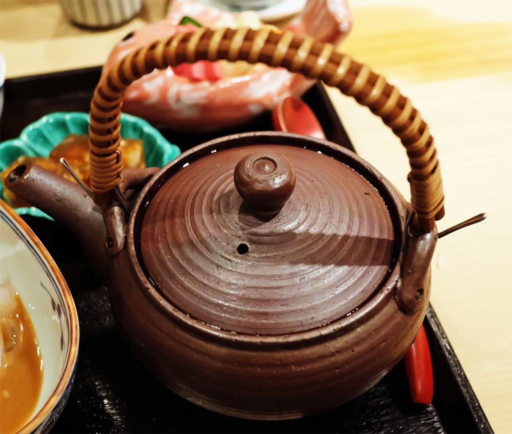 帰燕 鯛茶