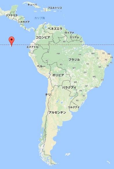 サンタマリア島(フロレアナ島)