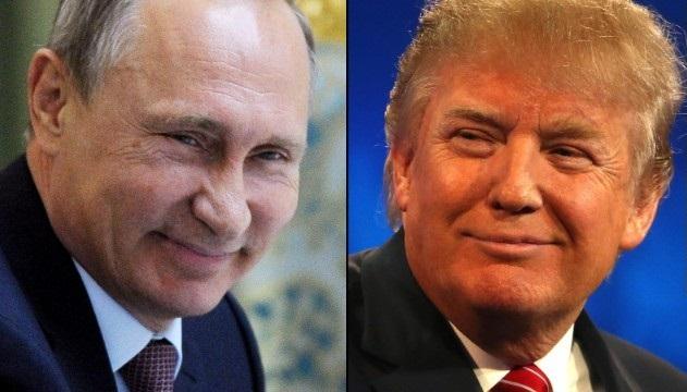 トランプ プーチン