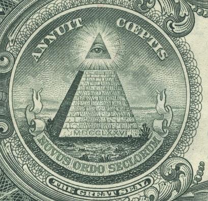 1ドル紙幣 2