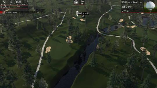 PS4 ザ ゴルフクラブ 第12回 (3)