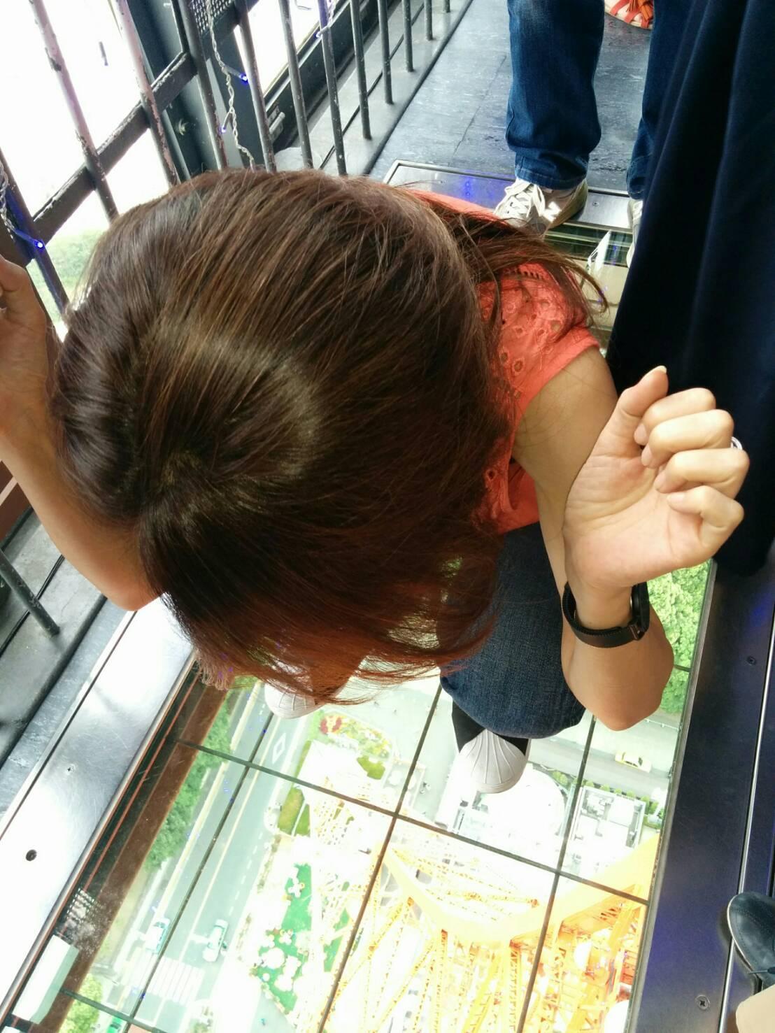 オフ会はとバスツアー東京タワー