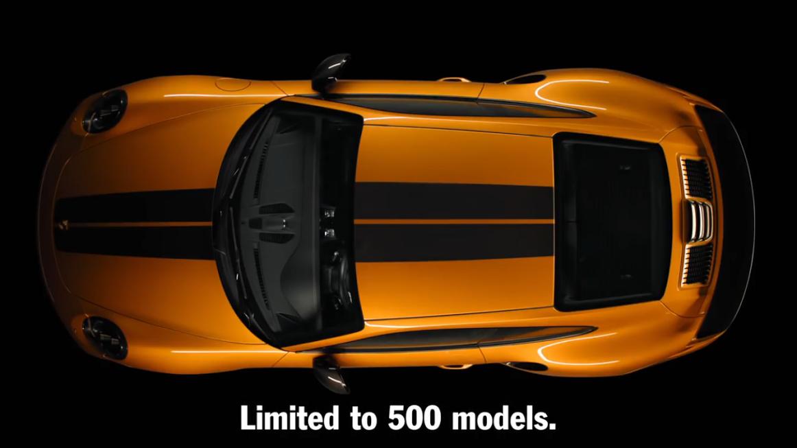 Porscheポルシェ991_TueboS_EX_Limited500_01