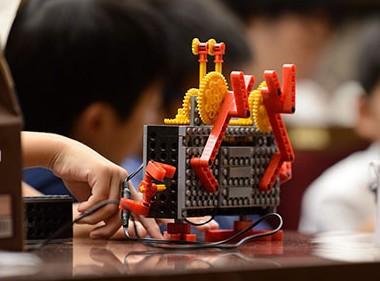 ヒューマンアカデミーロボットプログラミング教室2016年全国大会のアイディアコンテスト