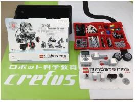 クレファスが使用する世界標準の教育ロボット2