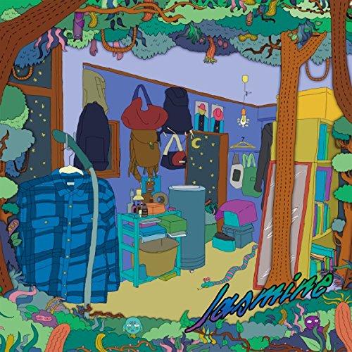 新作音源に小さく貢献㉒(Jasmine by 唾奇 x Sweet William)              nw('2017','05','06','19')