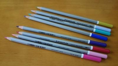 色鉛筆ステッドラー