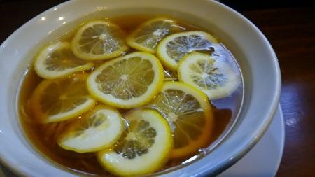 レモンラーメン