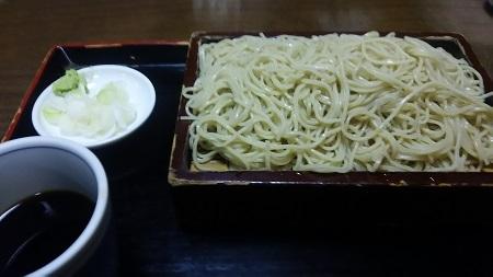上野翁庵蕎麦