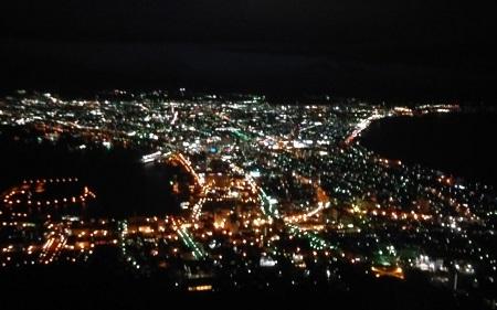 2018函館山の夜景