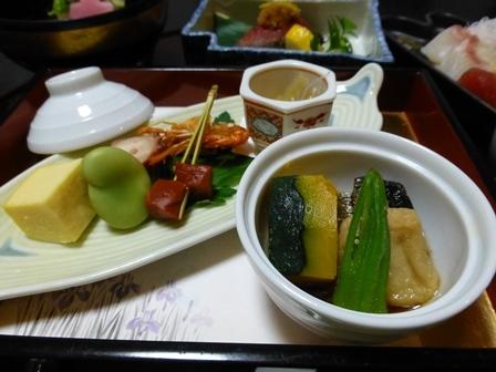 須賀谷温泉夕食12
