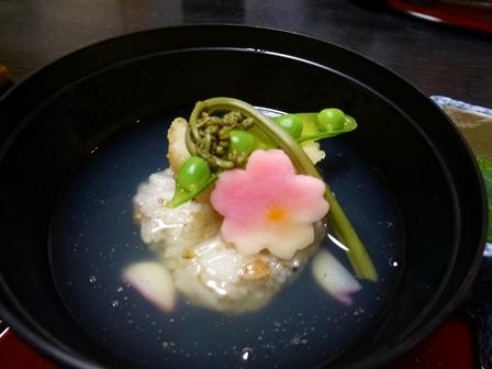 須賀谷温泉夕食13
