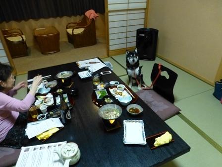 須賀谷温泉夕食17