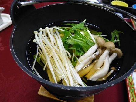須賀谷温泉朝食7