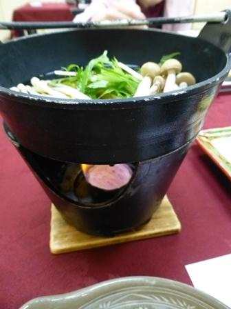 須賀谷温泉朝食8