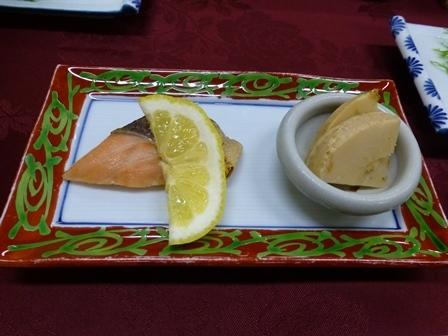 須賀谷温泉朝食9