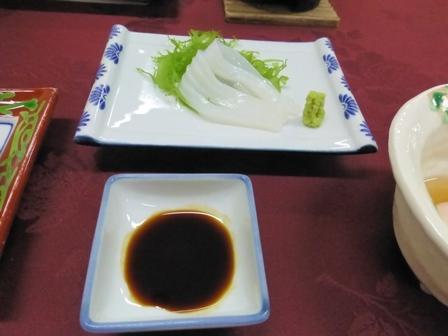 須賀谷温泉朝食10