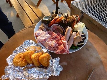 フィオーレ志摩夕食10