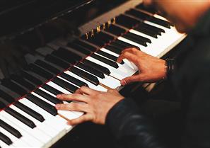 『ピアノ』、『ドラム』、『ベース』、『ギター』で難易度つけると