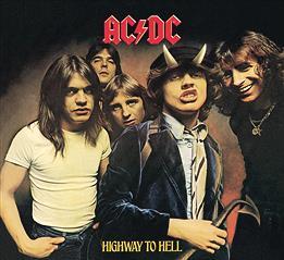 ハードロックバンドの最高峰って『AC/DC』だよな