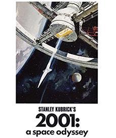 『2001年宇宙の旅』って映画見てるんだけど