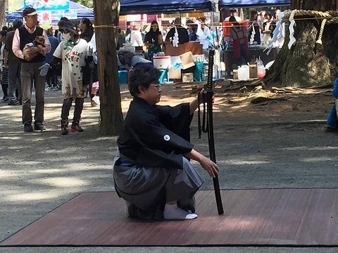1705_柳剛流居合における礼法