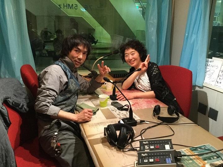 ラジオ出演 2017 4月~
