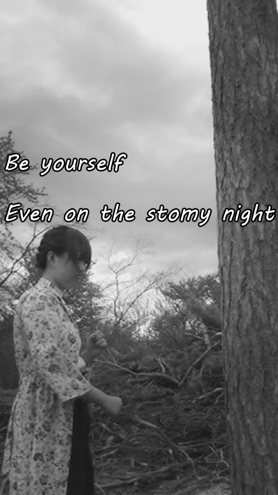 ~Be yourself~Music video