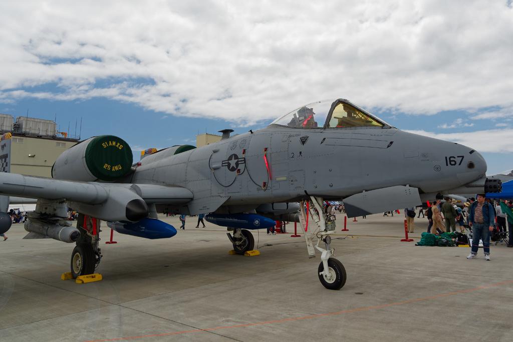 A-10A サンダーボルトII