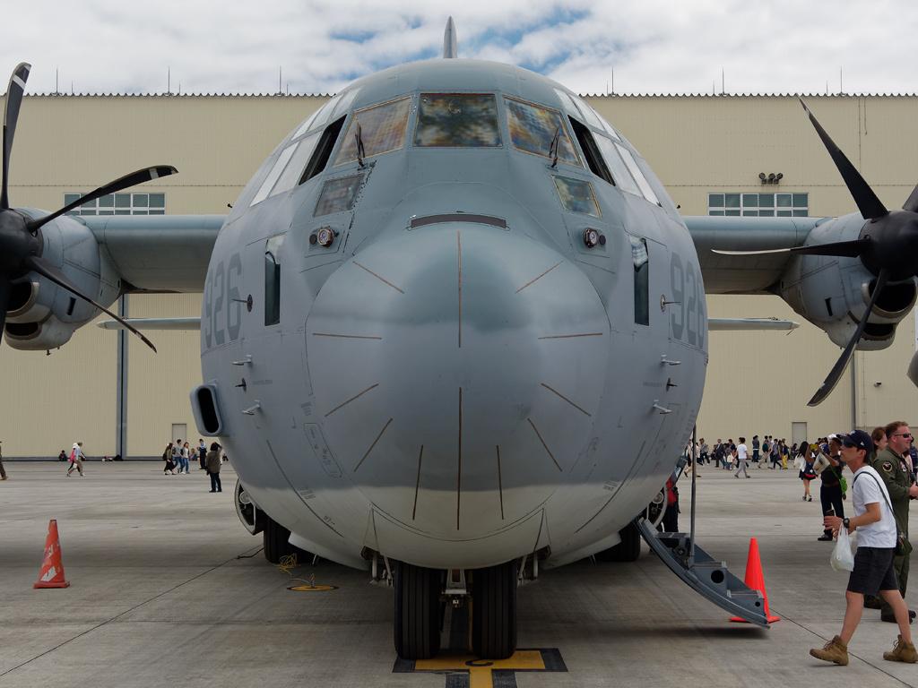 KC-130J ハーキュリーズ