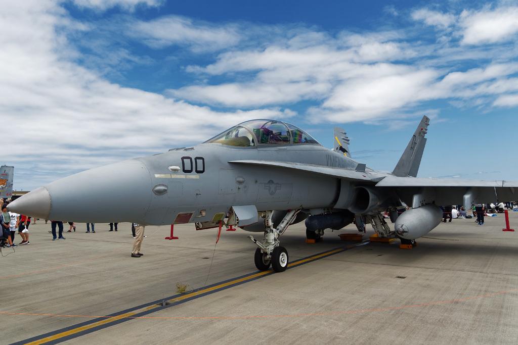 F/A-18D レガシーホーネット