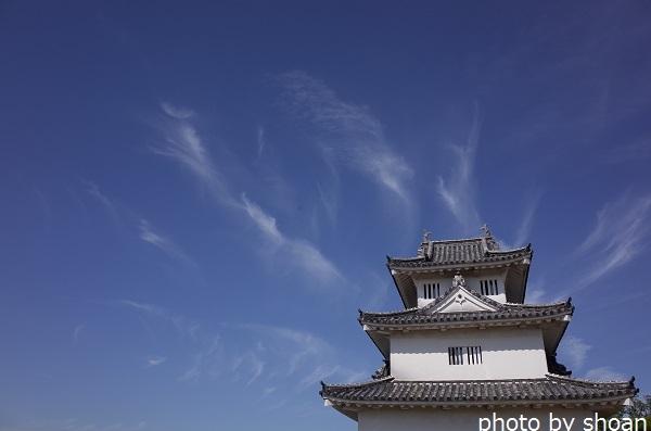 181217丸亀城