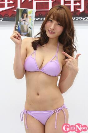 【グラビア】Fカップグラドル今野杏南、グラビア活動は継続もイメージDVDは次作でラスト「お芝居に力を入れたいので映像は終わり」 SHOWBIZ JAPAN
