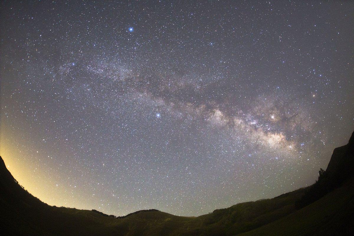 【星撮遠征】天の川銀河 2017 GW #1