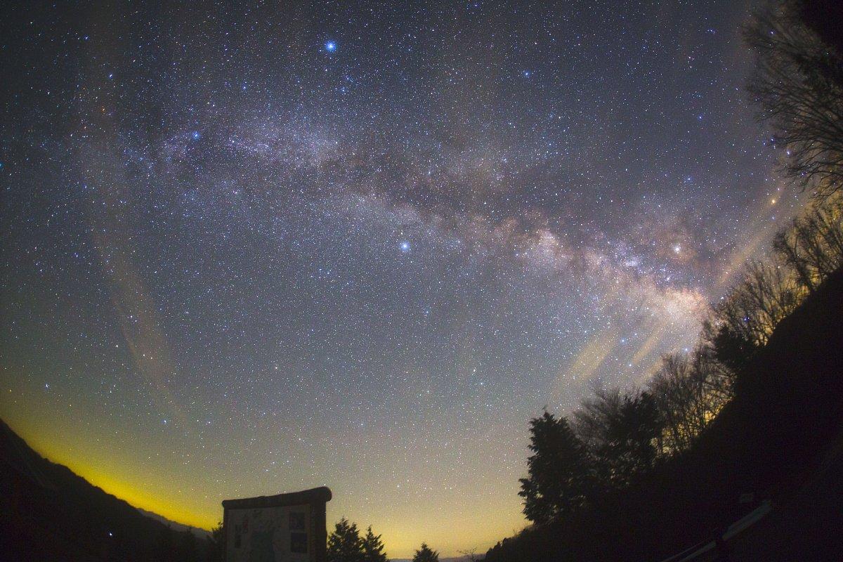 【星撮遠征】天の川銀河 2017 GW #2