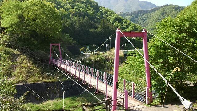 しもべ 吊り橋