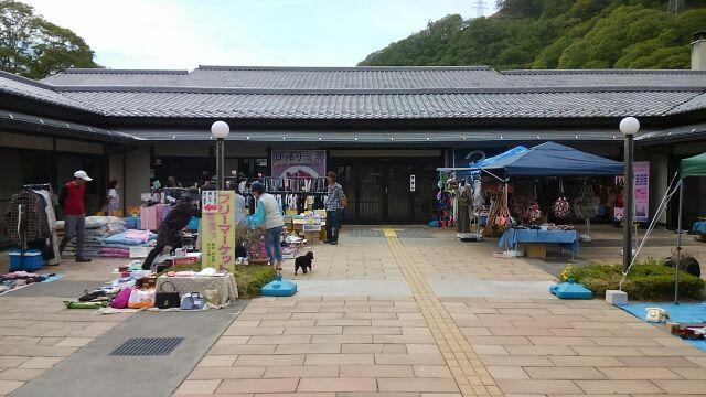 道の駅信州蔦木宿 フリーマーケット