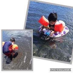 底土海水浴場_アキ