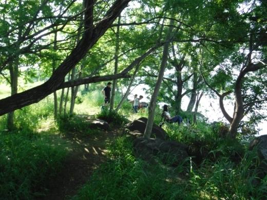 多摩川登戸釣り (20)