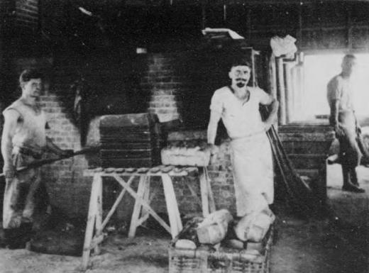 ドイツ兵捕虜坂東収容所麺ポウ1