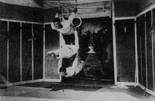 ドイツ兵捕虜久留米収容所体操1