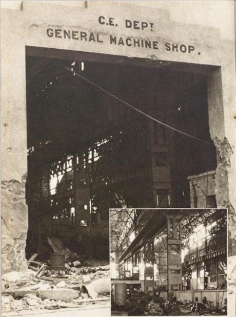 ジョホールイシンガポールギリス工廠1