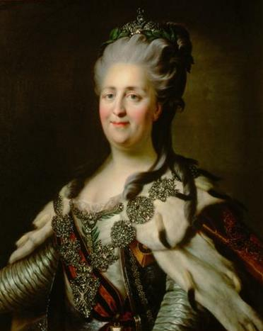 ロシアエカチェリーナ二世1