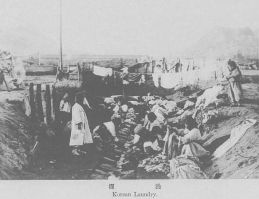 朝鮮道徳洗濯1