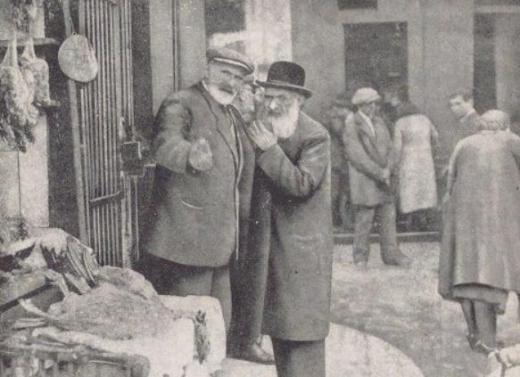 猶太人パリユダヤ人区域1
