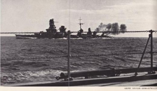 真珠湾戦艦伊勢
