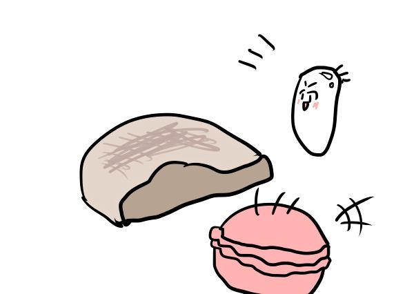 大量のBoriBori肉