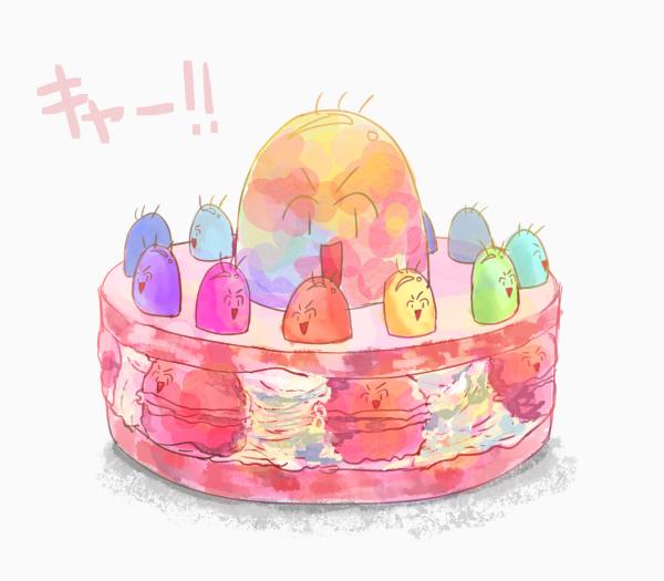 Boriスマスケーキ