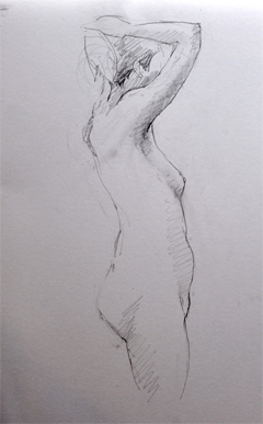 裸婦2017-2